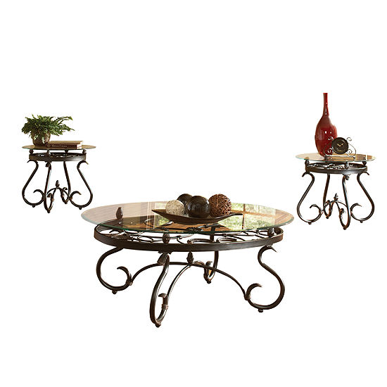 Steve Silver Co Coffee Table Set