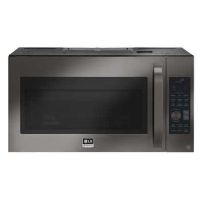LG 1.7 cu. ft. Large Capacity Over-The-Range Microwave