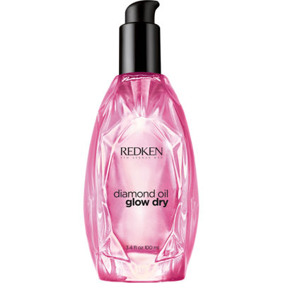 Redken Glow Dry Diamond Oil Hair Oil - 3.4 oz.