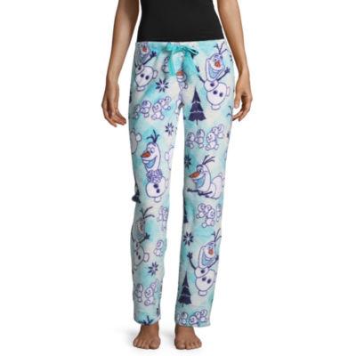 Disney's Frozen Olaf Plush Pajama Pants-Juniors