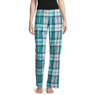 Flirtitude Fleece Pattern Pajama Pants - Juniors