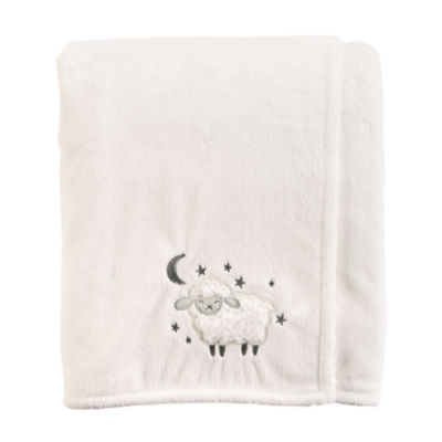 Carter's Ivory Lamb Blanket