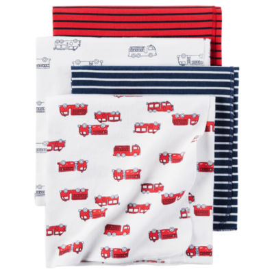 Carter's 4-pc. Blanket - Girls