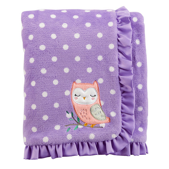 Carter's Owl Baby Blankets