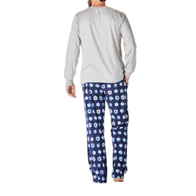 #FAMJAMS Hanukkah Family Pajama Set- Men's