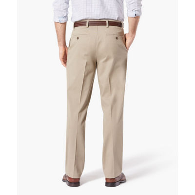 Dockers® Relaxed Fit Easy Khaki with Stretch Pants D4