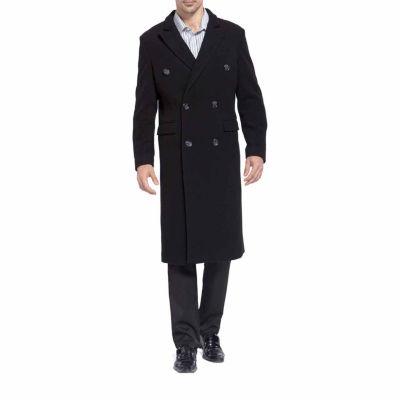 BGSD Men's Josh Cashmere Blend Walking Coat