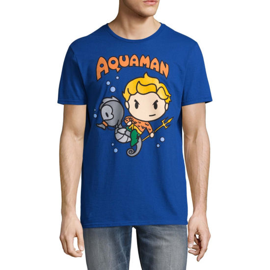 Aquaman Graphic Tee