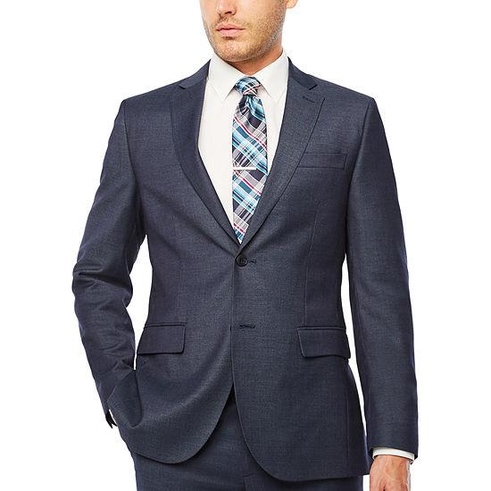 4482c0cc7c6 JF JFerrar Geometric Slim Fit Stretch Suit Jacket Slim JCPenney