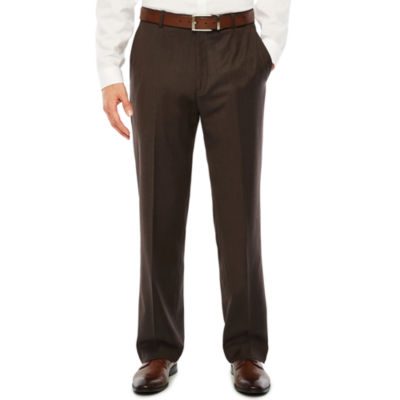 Stafford Stripe Stretch Classic Fit Suit Pants