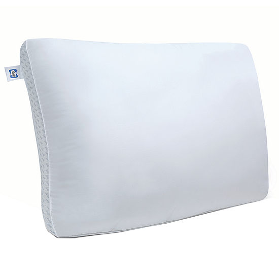Sealy Memory Foam and Fiber Pillow