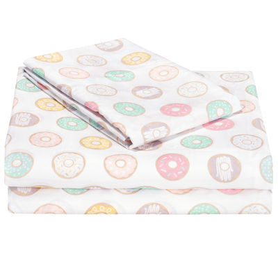 Frank and Lulu Donut Dreams Sheet Set