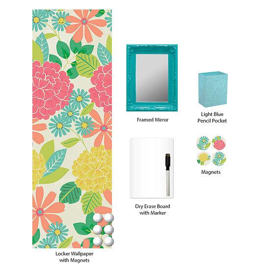 Brewster Wall Kauai Locker Kit Message Board