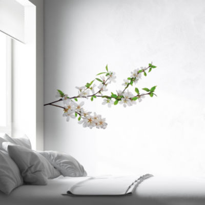 Brewster Wall White Branch Wall Decals Wall Decal