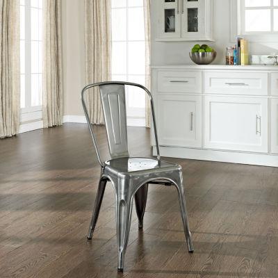 Amelia Metal Café Chair - Set of 2