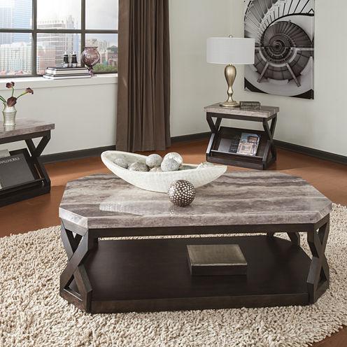Signature Design by Ashley® Radilyn Coffee Table Set