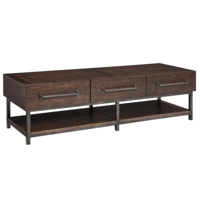 Signature Design by Ashley® Starmore 3-Drawer Coffee Table