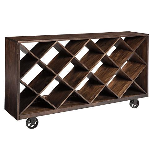 Signature Design by Ashley® Starmore Shelf Console Table