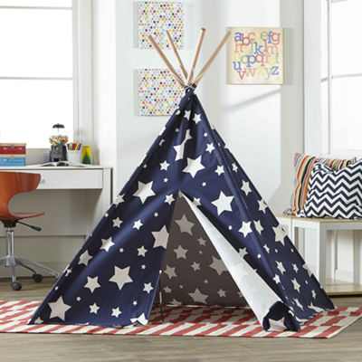 Turtleplay Children's Indoor Teepee Tent