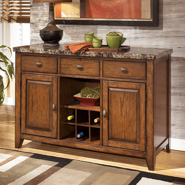 Signature Design By AshleyR Lacey Dining Room Server