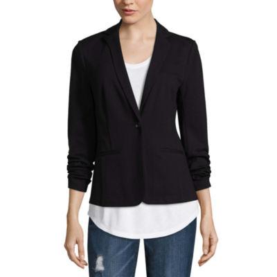 a.n.a Ponte Blazer Work Jacket