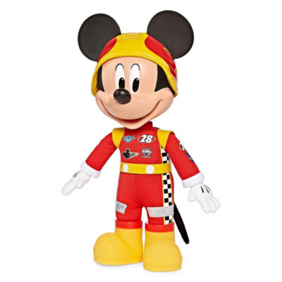 Disney Collection Mickey Mouse Talking Doll