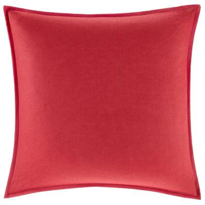 Madison Park Goleta Oversized Linen Decorative Throw Pillow