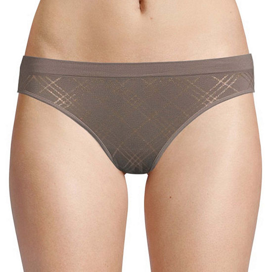 Ambrielle Seamless High-Cut Panty