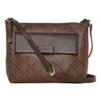 Deals on Liz Claiborne Dina Crossbody Bag