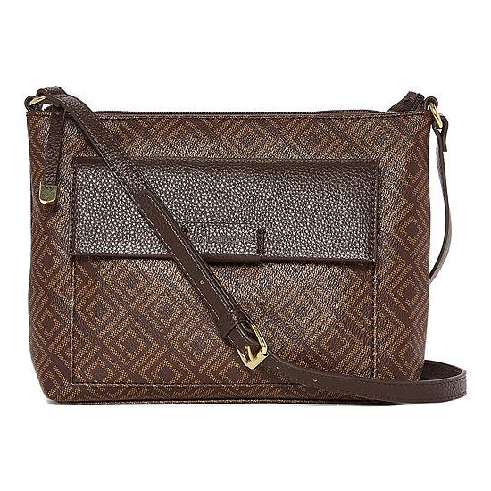 Liz Claiborne Dina Crossbody Bag