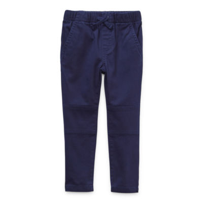 Okie Dokie Toddler Boys Skinny Pull-On Pants