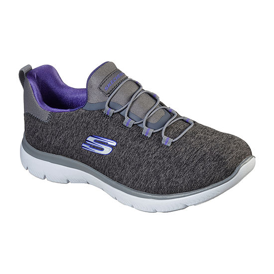 Skechers Summits - Quick Getaway Womens Wide Width Walking Shoes