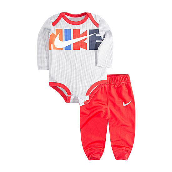 Nike Baby Boys 2-pc. Bodysuit Set
