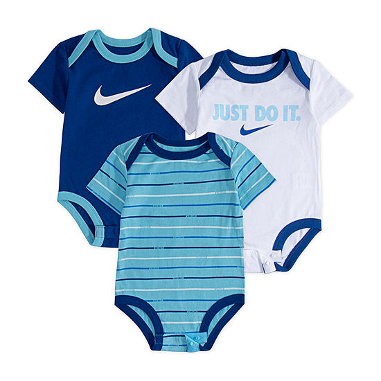 Nike Baby Boys 3-pc. Bodysuit