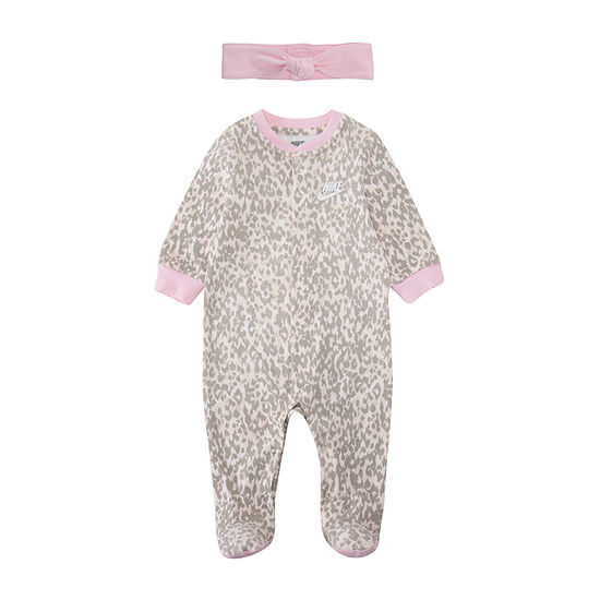 Nike Baby Girls 2-pc. Bodysuit