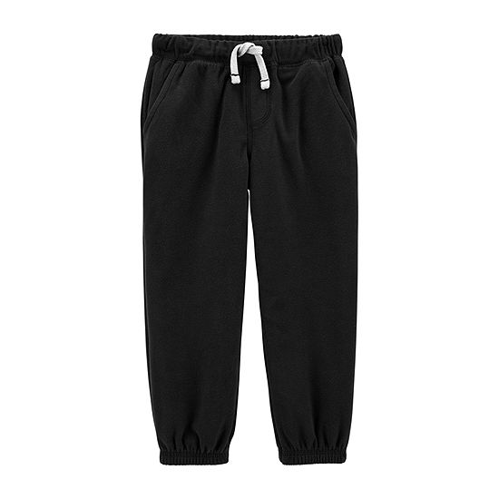Carter's Toddler Boys Fleece Pull-On Pants