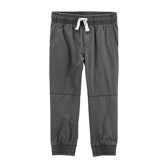 Carter's Toddler Boys Woven Pull-On Pants