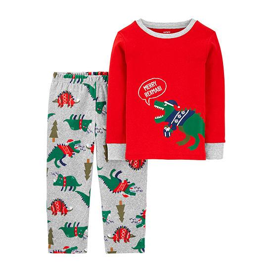 Carter's Toddler Boys 2-pc. Pajama Set