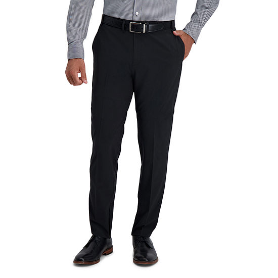 Haggar® The Active Series™ City Flex™ Uptown Dress Pant Slim Fit Flat Front