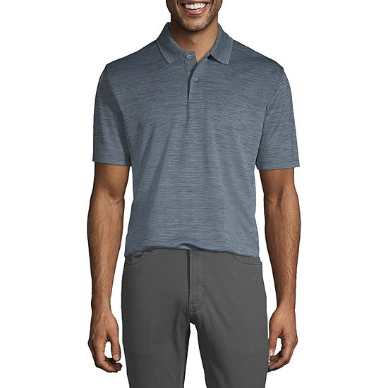 Van Heusen Air Polo Mens Cooling Short Sleeve Polo Shirt