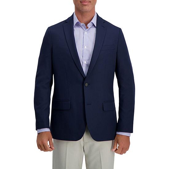 Haggar The Active Series™ Mens Stretch Slim Fit Sport Coat
