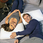 SensorPEDIC Epic Chill Powered by REACTEX Cooling Memory Foam Gusseted Pillow
