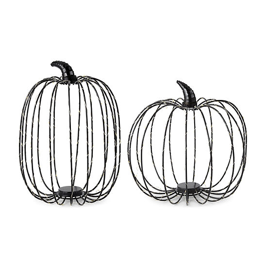 JCP Light Up Pumpkin Collection! .79 (REG .00) with code GOSHOP32 at JCPenney!