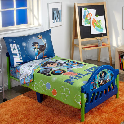 Disney Miles 4-pc. Toddler Bedding Set