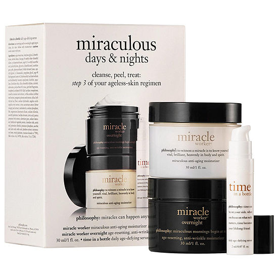 Philosophy Miraculous Days Nights Kit