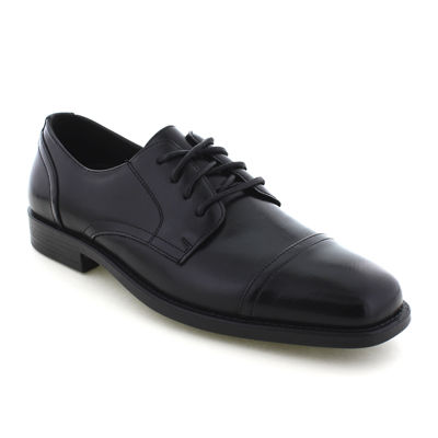 Deer Stags® Calvin Cap-Toe Mens Leather Oxfords