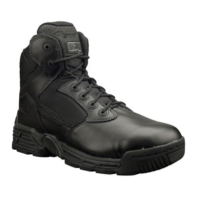 Magnum Stealth Force 6.0 Mens Side-Zip Composite-Toe Work Boots