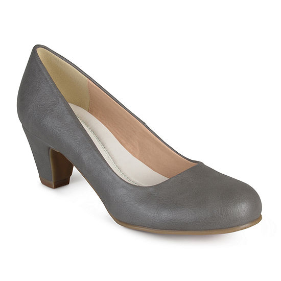 Journee Collection Womens Luu Round Toe Pumps
