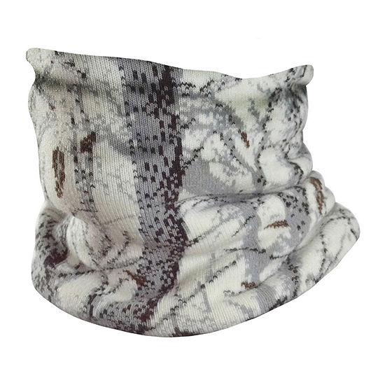 QuietWear® Camo Knit Neck Gaiter