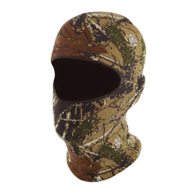 QuietWear® Youth Digital Camo Knit Balaclava